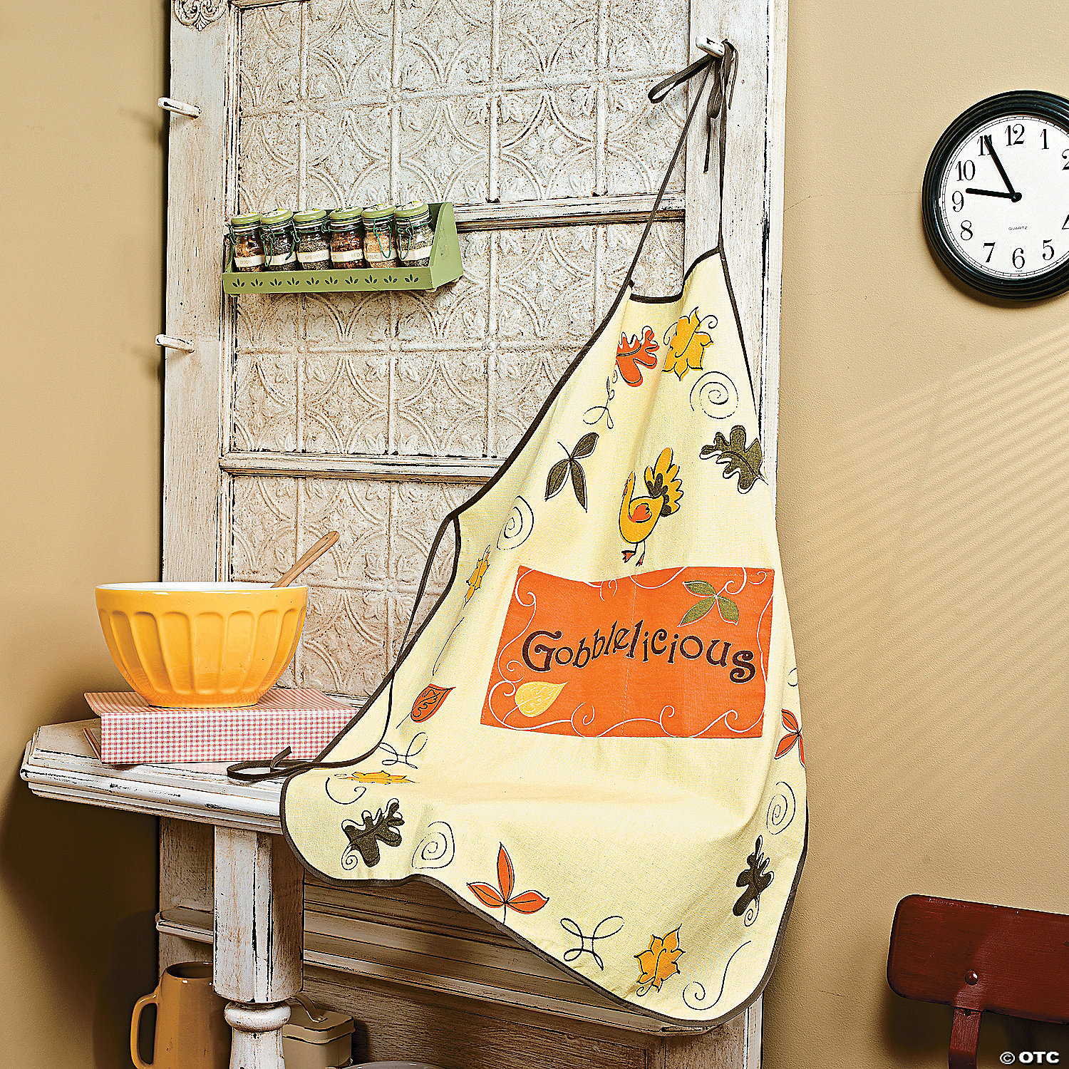 Decorating Ideas > Home Decor, Accents, Holiday Decorations & Accessories  ~ 075812_Thanksgiving Village Decorations