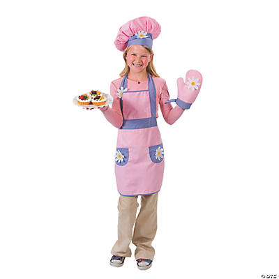 Girl's Cooking Play Set