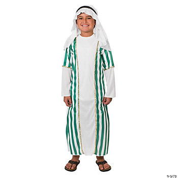 Child's Deluxe Shepherd Costume