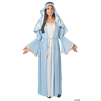 Adult's Deluxe Mary Costume
