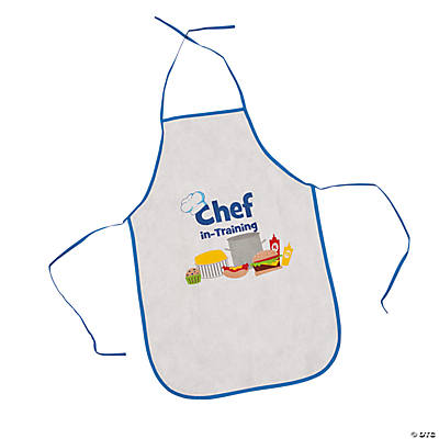Junior Chef Kids' Apron - Boy
