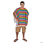 Fun Fiesta Mexican Poncho