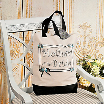 """Mother Of The Bride"" Tote Bag"