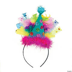 Birthday Party Hat Headband