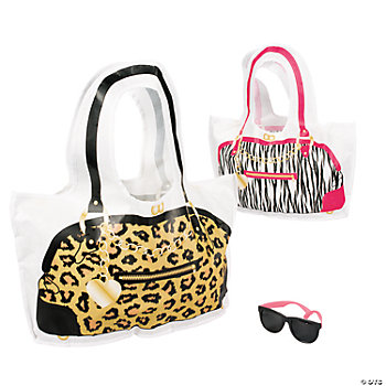 Reusable Purse Print Tote Bags