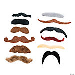 Large Mustache Assortment