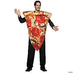 Slice Of Pizza Adult Men's Costume