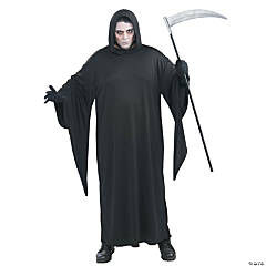 Plus Size Grim Reaper Adult Men's Costume