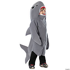 Lil' Man Eating Shark Kid's Costume