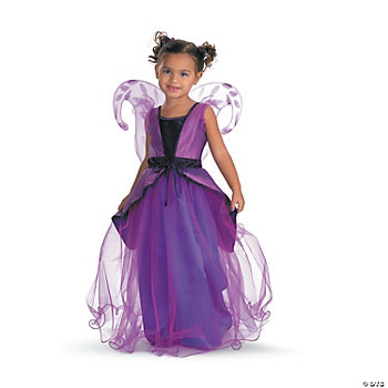 Butterfly Princess Large Girl's Costume