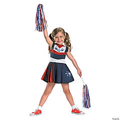 Superstar Spirit Cheerleader Costume for Girls