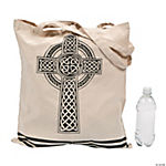 Celtic Cross Tote