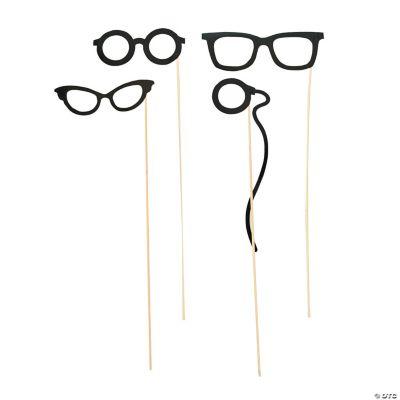 Costume Eyewear on A Stick