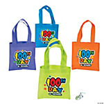 """100th Day Of School"" Totes"