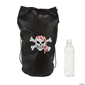 Pirate Loot Bag Backpacks