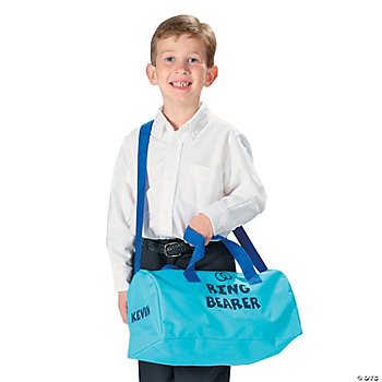 """Ring Bearer"" Duffel Bag"