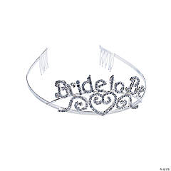 """Bride To Be"" Tiara"