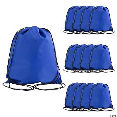 medium drawstring backpacks royal blue in 14 452 rb this royal blue ...