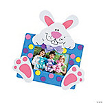 Easter Bunny Picture Frame Magnet Craft Kit