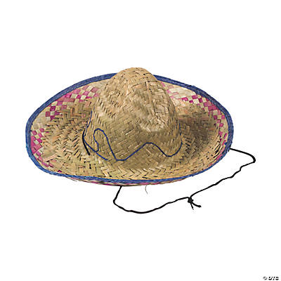 Child's Embroidered Sombreros