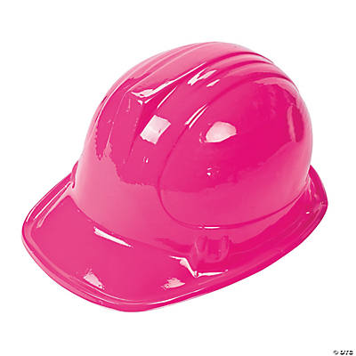 Pink Construction Hats
