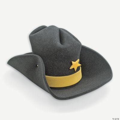 Oversized Cowboy Hat