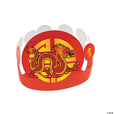 Chinese New Year Crowns
