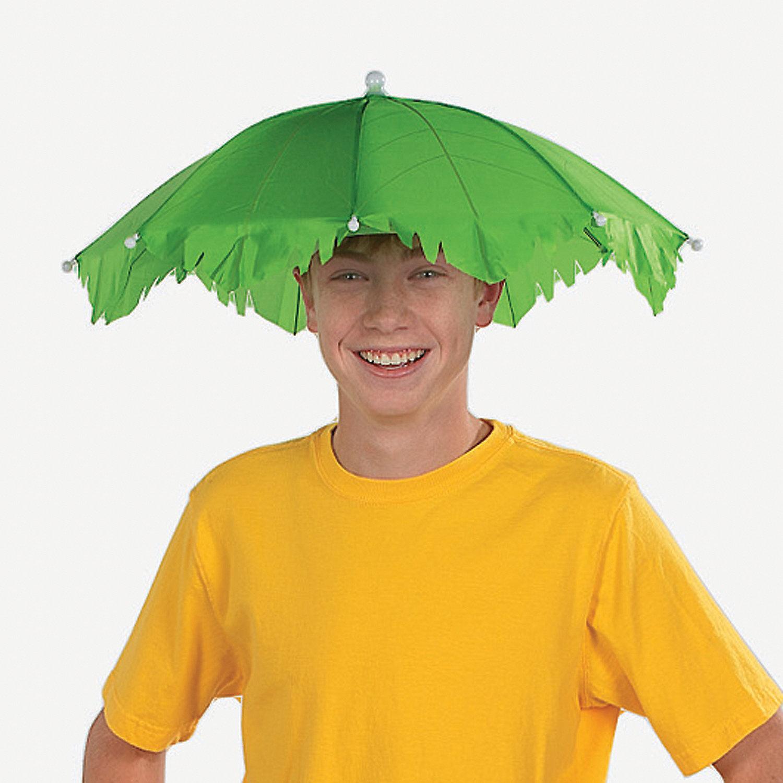 Palm Tree Umbrella Hat Oriental Trading Discontinued