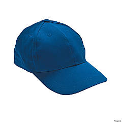 Blue Baseball Caps