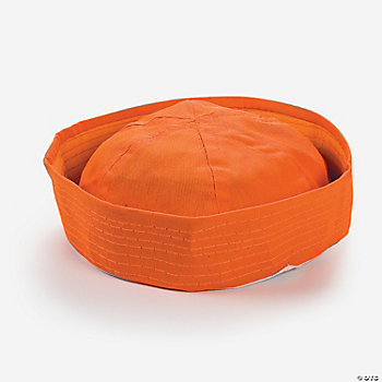 Orange Sailor Hats