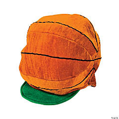 Plush Basketball Hat