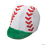 Plush Baseball Hat