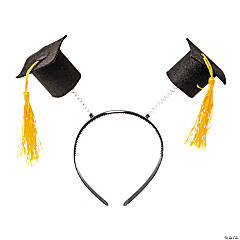 Mortar Board Head Boppers