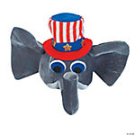 Plush Republican Hat