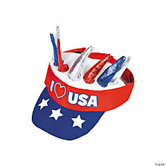 Red, White & Blue Liberty Hat