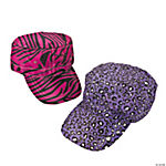 Cotton Rock Star Diva Military Hats