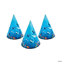 Dolphin Party Hats