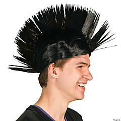 Black Team Spirit Mohawk