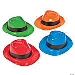 Child's Bright Fedora Assortment