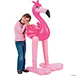 Inflatable Jumbo Flamingo