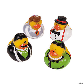 Victorian Rubber Duckies