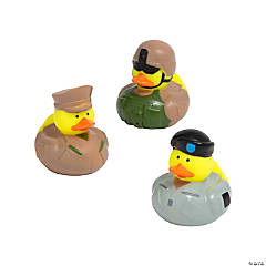 Military Rubber Duckies