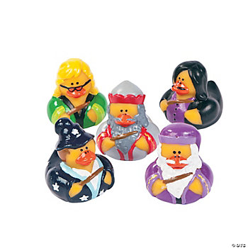 Wizard Rubber Duckies