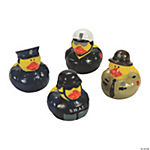 Law Enforcement Rubber Duckies
