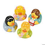 Pajama Party Rubber Duckies