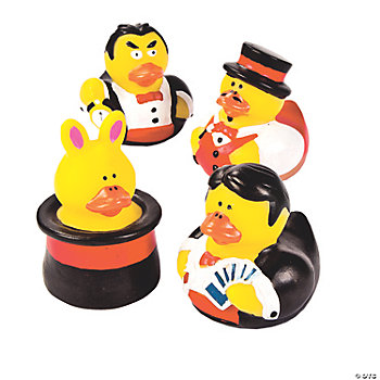 Magical Rubber Duckies