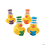 Stovepipe Hat Rubber Duckies