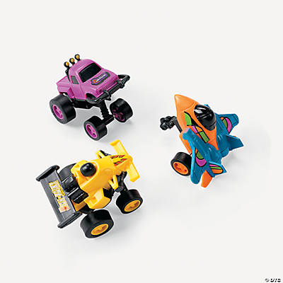 Mini Press 'N Go Racers