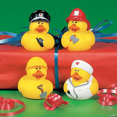 Professional Rubber Duckies
