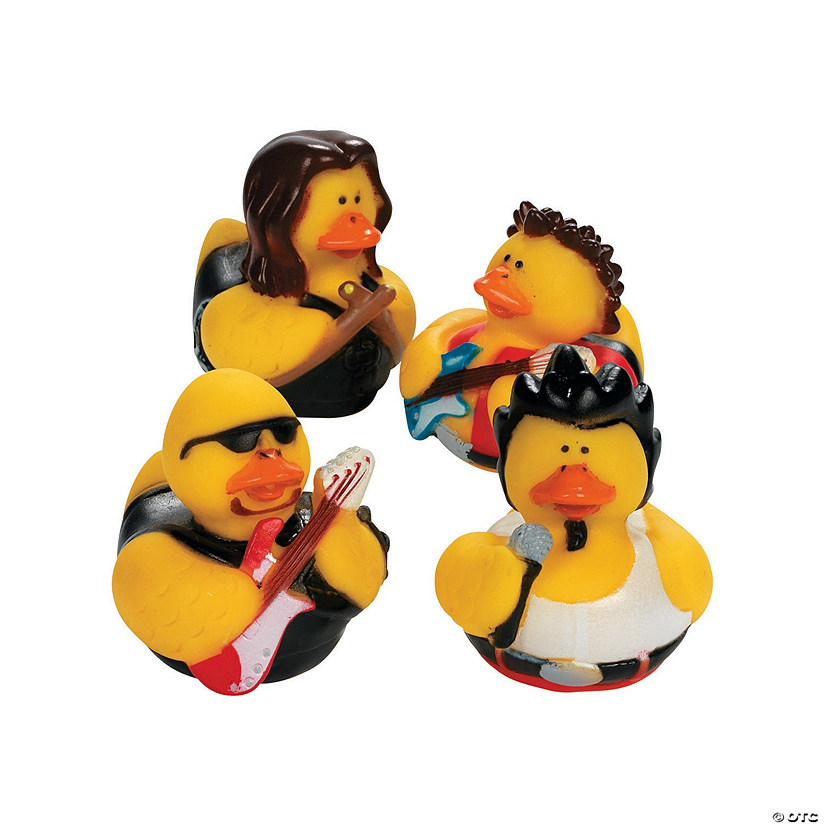 Star Rubber Duckies